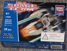 Space Fighter BricTek Building Block Construction Toy Brick Space Team Bric Tek