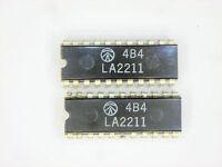 La2211 original Sanyo 22p Dip Ic 2 Pcs