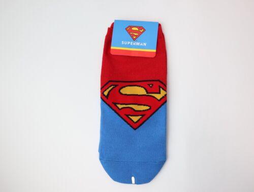 Men/'s Marvel /& DC Superhero Ankle Socks LOT OF 3x PAIRS $9.99 MADE IN KOREA