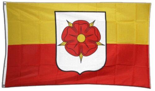 Bandiera//bandiera labbro ROSE Roma hissflagge 90 x 150 cm