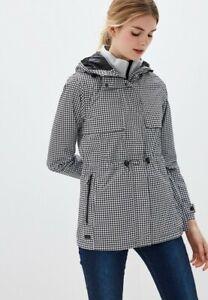 Regatta-Bronya-Waterproof-Dogtooth-Jacket-Size-18-BNWT