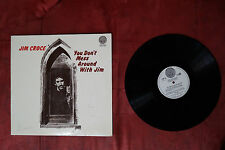 "LP - Jim Croce ""You Don't mess around with Jim"" FOC Vertigo Swirl"