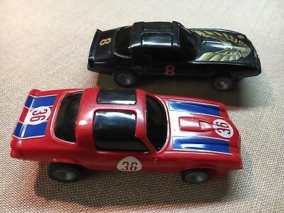 Bachmann SUPERTRAX 1//32-1//43 scale Corvette SLOT CAR w Chassis