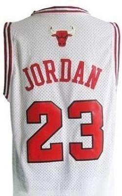 Criticare trasmissione jazz  Vest/Jersey Child/Kids Collection-Basketball NBA-Chicago Bulls-Jordan  23-White | eBay