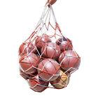 Soccer Net 10 Balls Carry Net Bag Sports Football Balls Volleyball ball BDAU
