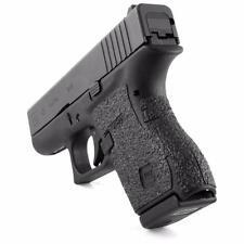 Talon Grips for Glock 43 Black Rubber Texture Grip Wrap 100R