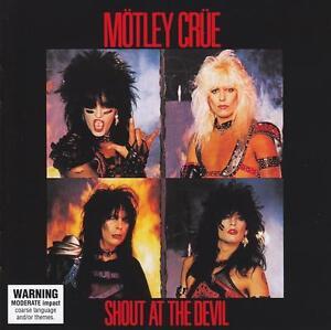MOTLEY-CRUE-SHOUT-AT-THE-DEVIL-D-Remaster-CD-w-BONUS-Trax-80-039-s-METAL-NEW
