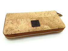 Wallet Cork Cell Phone Clutch Purse for Apple iPhone 6 6 Plus 5 5c 5s Samsung G