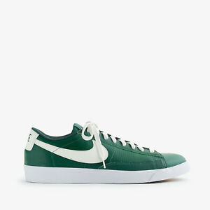 Classic Sneakers Shoes Green