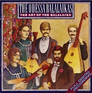 Art-of-the-Balalaika-by-Odessa-Balalaikas-CD-1982-Nonesuch-BMG