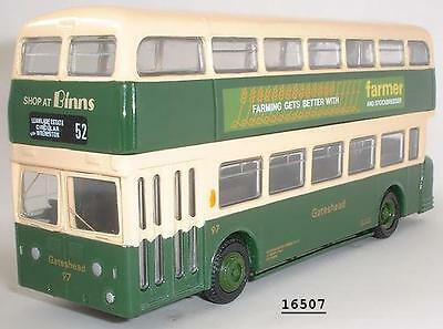 Efe 16507 Leyland Atlantean Mcw Bus Gateshead & District Omnibus Co Other Vehicles Contemporary Manufacture Keep You Fit All The Time