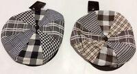 Men's Bruno Capelo Modern Headwear Big Apple Patchwork Collection Caps $25 Ea.