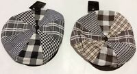 Men's Bruno Capelo Modern Headwear Big Apple Patchwork Collection Caps $25 Ea.