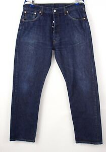 Levi's Strauss & Co Hommes 501 Jeans Jambe Droite Taille W38 L30 BBZ689