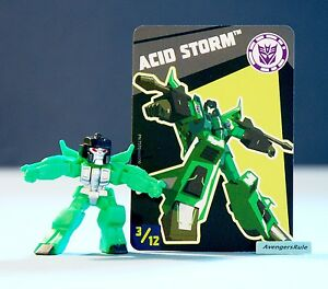 Transformers Tiny Titans Series 3 Robots in Disguise 11//12 Springload