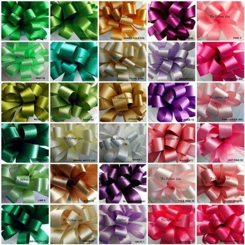 2M//5M//10M Lengths-Tying Ribbon,Craft,Trim 3mm Double Satin Ribbon-Berisfords