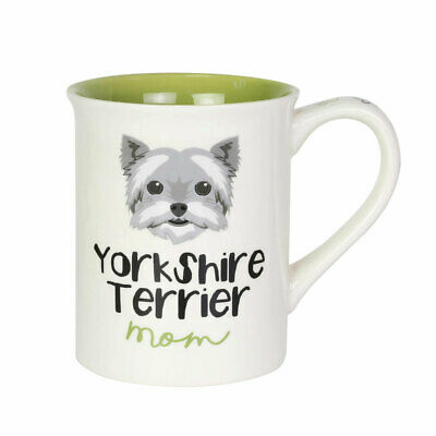 I AM NOT JUST A DOG PERSON I/'M A YORKSHIRE TERRIER MUMMY Mug//Cup Coaster