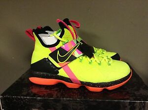c907a98002d Image is loading Nike-Air-Lebron-14-XIV-HWC-The .