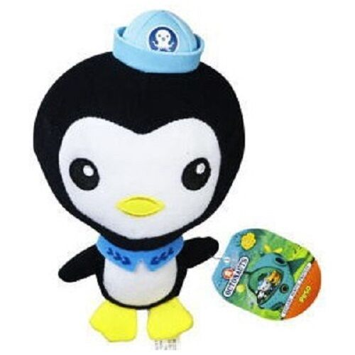 "Octonauts Peso Plush Soft Stuffed Doll Toy 7/"" 17 cm tall"