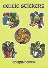 Celtic Stickers: 24 Full-Color Pressure-Sensitive Designs by Co Spinhoven (Paperback, 1995)