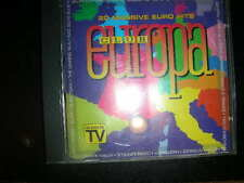 "CD ""CLUB EUROPA 20 Massive Euro Hits"" 2 UNLIMITED Singing Nun N-Trance  QUALITY"