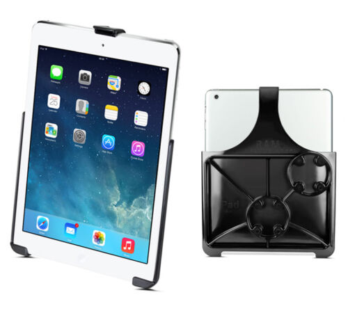 RAM Mount Aircraft Apple iPad Air 1-2 & iPad Pro 9.7 Holder