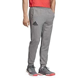 Adidas Essentials HOMME Catégorie Graphique Pantalon Survêtement Gris Bas Neuf