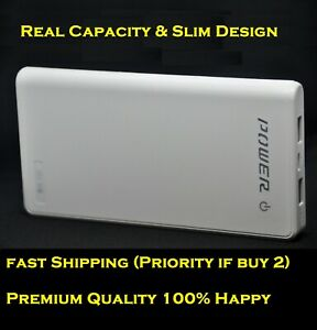 Premium-Power-Bank-12000mAh-Slim-Portable-Battery-Fast-Charger-For-Phone-IPAD-US