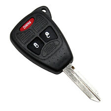 Remote Key Shell Case for Dodge Ram Dakota Nitro Charger Magnum Durango 2004-11