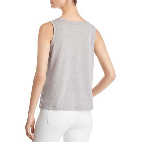 Bon état une collection pour femme en mailles gris perles Tank Top BHFO 4657