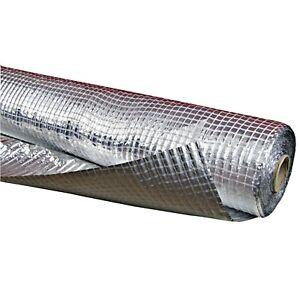 75m² STROTEX 90 ALU Dampfsperrbahn Dachfolie Dampfsperre Dampfsperrfolie