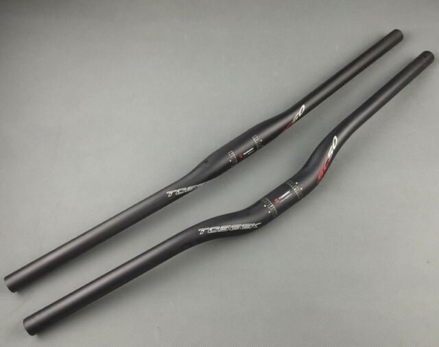 rise bars handlebars 580-760 WCS bike CARBON FIBER 31.8 mm MTB bicycle flat