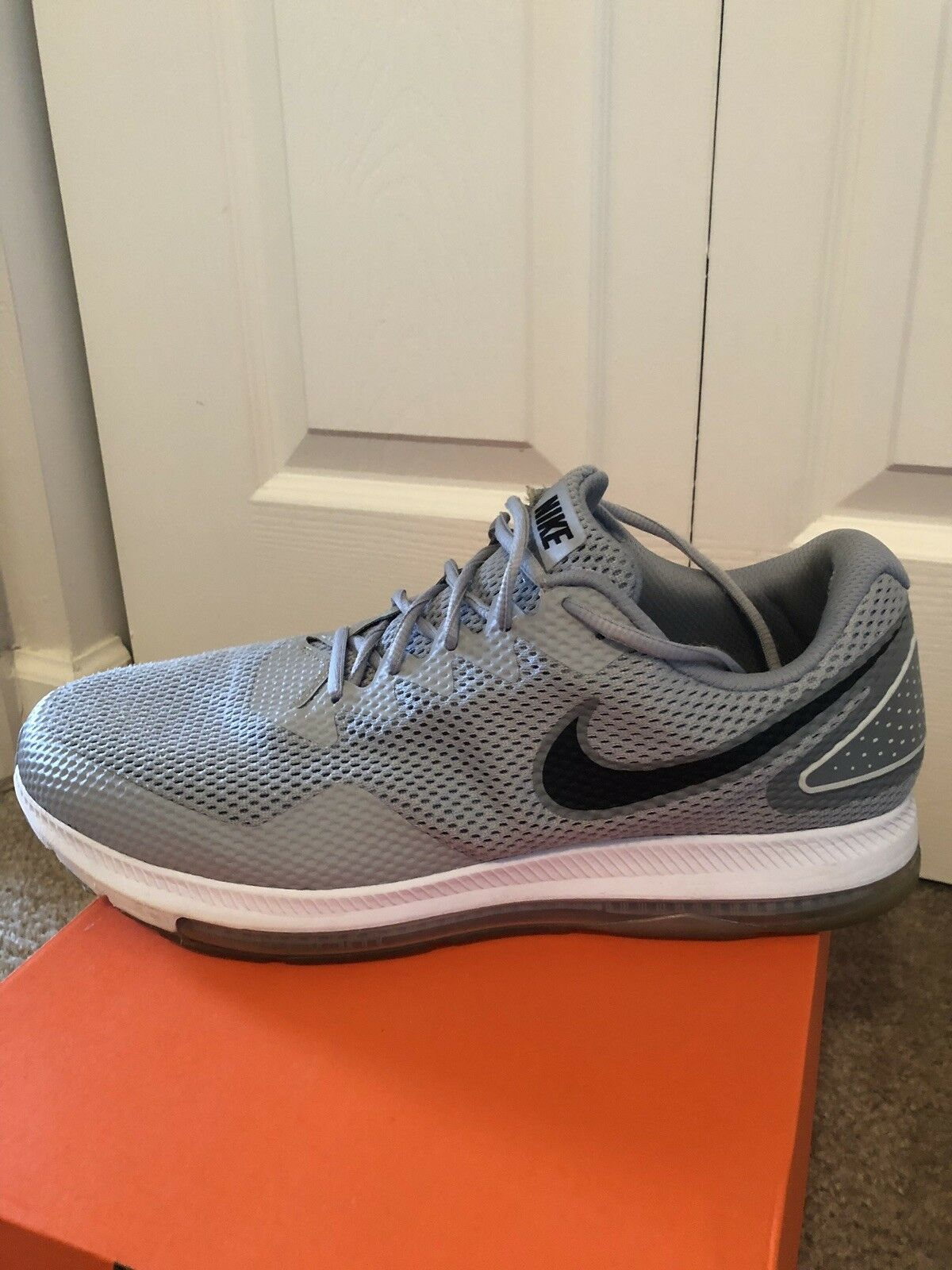 Nike Men's Zoom All Out Low 2 - Size 13 - Wolf Grey Black Cool grey