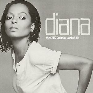 Diana-Ross-DIANA-THE-CHIC-ORGANIZATION-LTD-MIX-New-Pink-Colored-Vinyl-2-LP