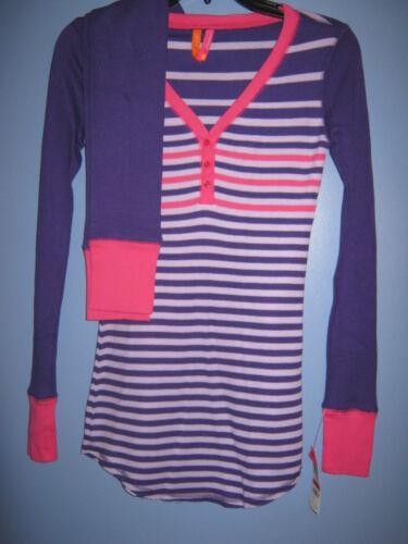 New Junior Women/'s Jenni by Jennifer Moore 2 Piece Pajama Set XS S M L or XL