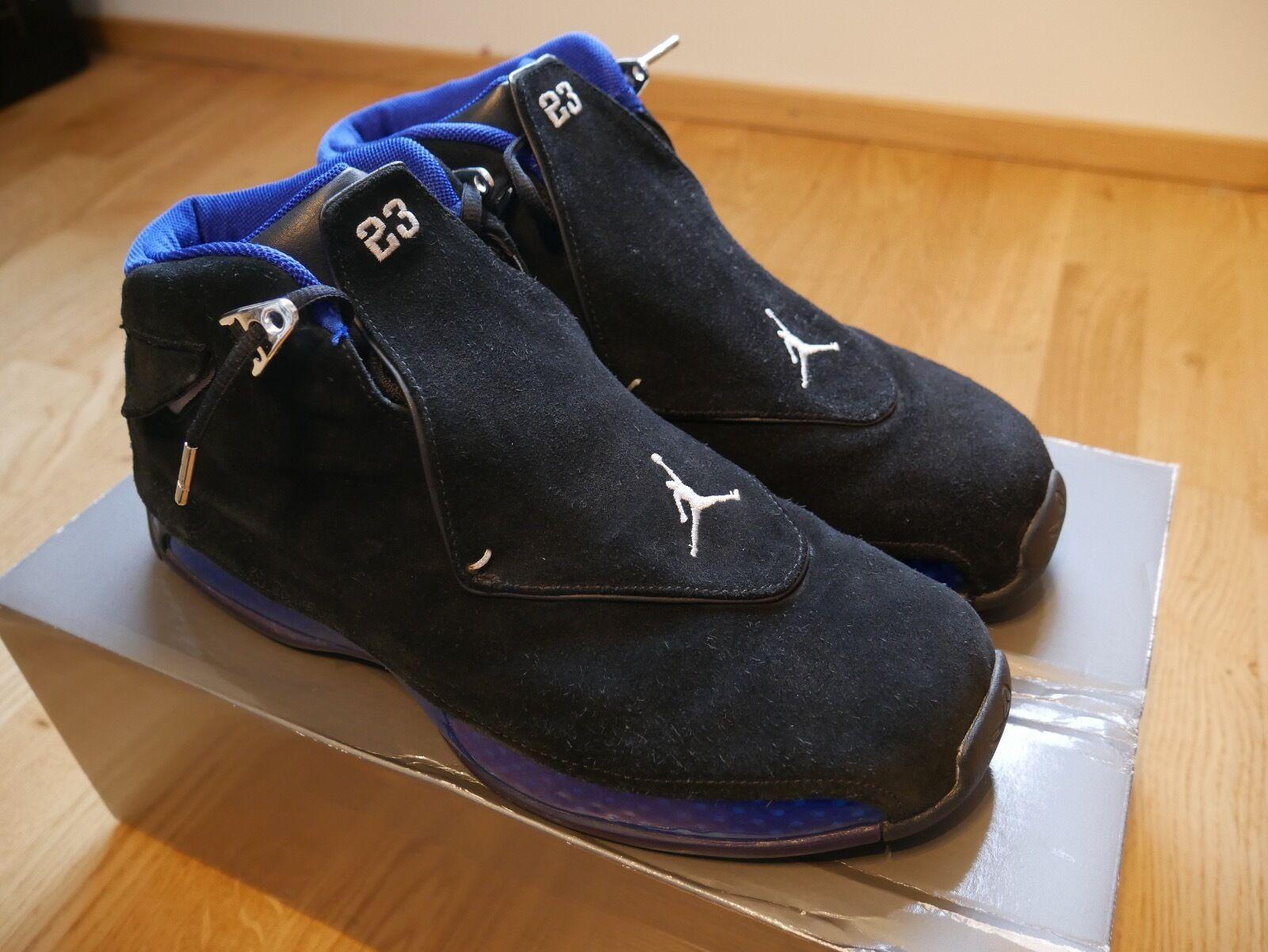 Nike Air Jordan 18 (XVIII) - OG - 47,5 US 13 (XI, IV, Yeezy, Boost, Concord)