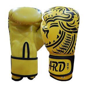 ARD-Art-Leather-Boxing-Gloves-Fight-Punching-Bag-MMA-Muay-Thai-Kickboxing-YDD