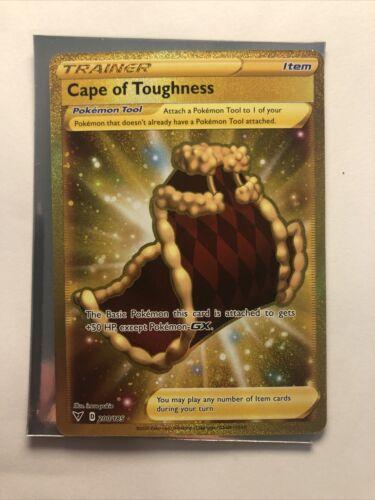 Pokemon TCG - Cape of Toughness - 200/185 - Secret Rare - Near-Mint