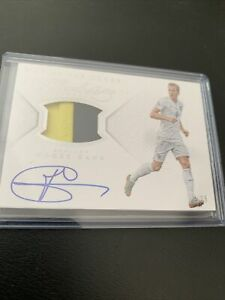 2016 flawless soccer Harry Kane Patch Auto 1/25