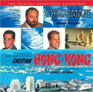 O-S-T-ORIGINAL-MUSIC-FROM-THE-CBS-TV-SERIES-amp-CHECKMATE-HONG-KONG-CD