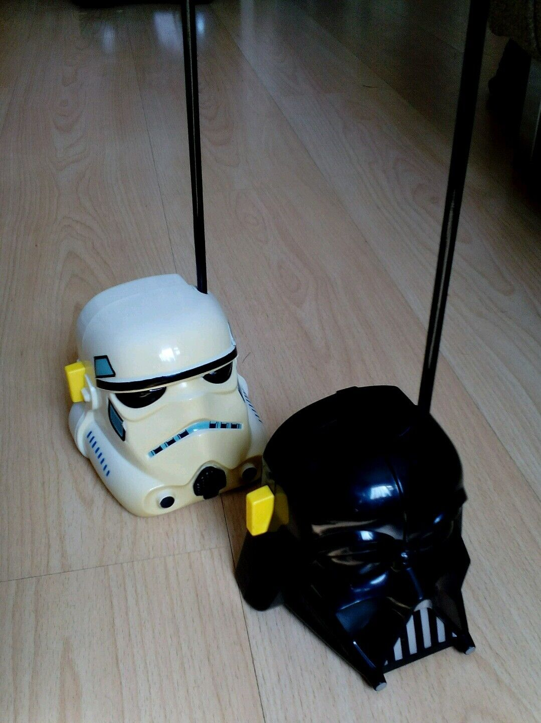 Rare Original Star Wars Walkie Talkies