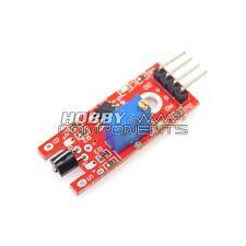 Capacitive Touch Sensor Module for Arduino - Black + Blue