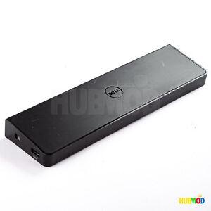 Genuine DELL D3000 DisplayLink SuperSpeed USB 3.0 Docking Station HDMI DVI J22N2