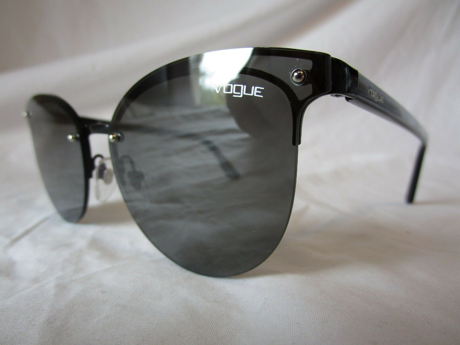 Vogue Women/'s Mirrored VO4023S-352//6G-56 Silver Aviator Sunglasses