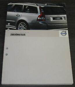 Zubehoer-Katalog-Volvo-S40-S-40-V50-V-50-C-70-C70-Stand-2006