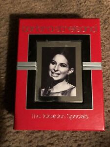 Barbara-Streisand-The-Television-Specials-Dvd-5-Disc-Box-Set-Like-New