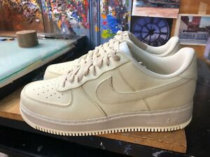 11d4f5e5fcad2 Nike Air Force 1 '07 LV8 Procell NYC Canvas Muslin Size US 11.5 ...