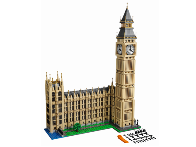 LEGO 10253 Creator Expert Big Ben  NEW NEW NEW Factory-sealed box 480254
