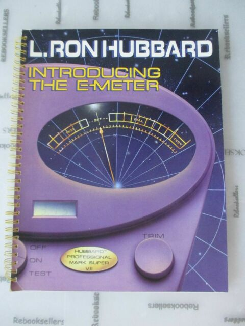 Introducing the E-Meter by Hubbard, L. Ron