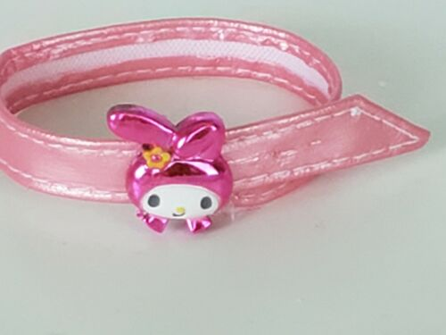 Barbie Model Muse Doll Accessory Sanrio Hello Kitty MY MELODY PINK BELT Bunny
